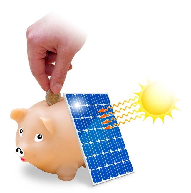 Save money with the solar tax credit with SolarWorx Energy in Tuolumne County