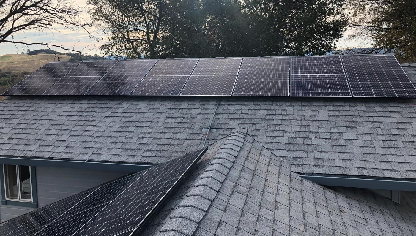 SolarWorx Energy solar installation in Tuolumne County: Local Solar Installers