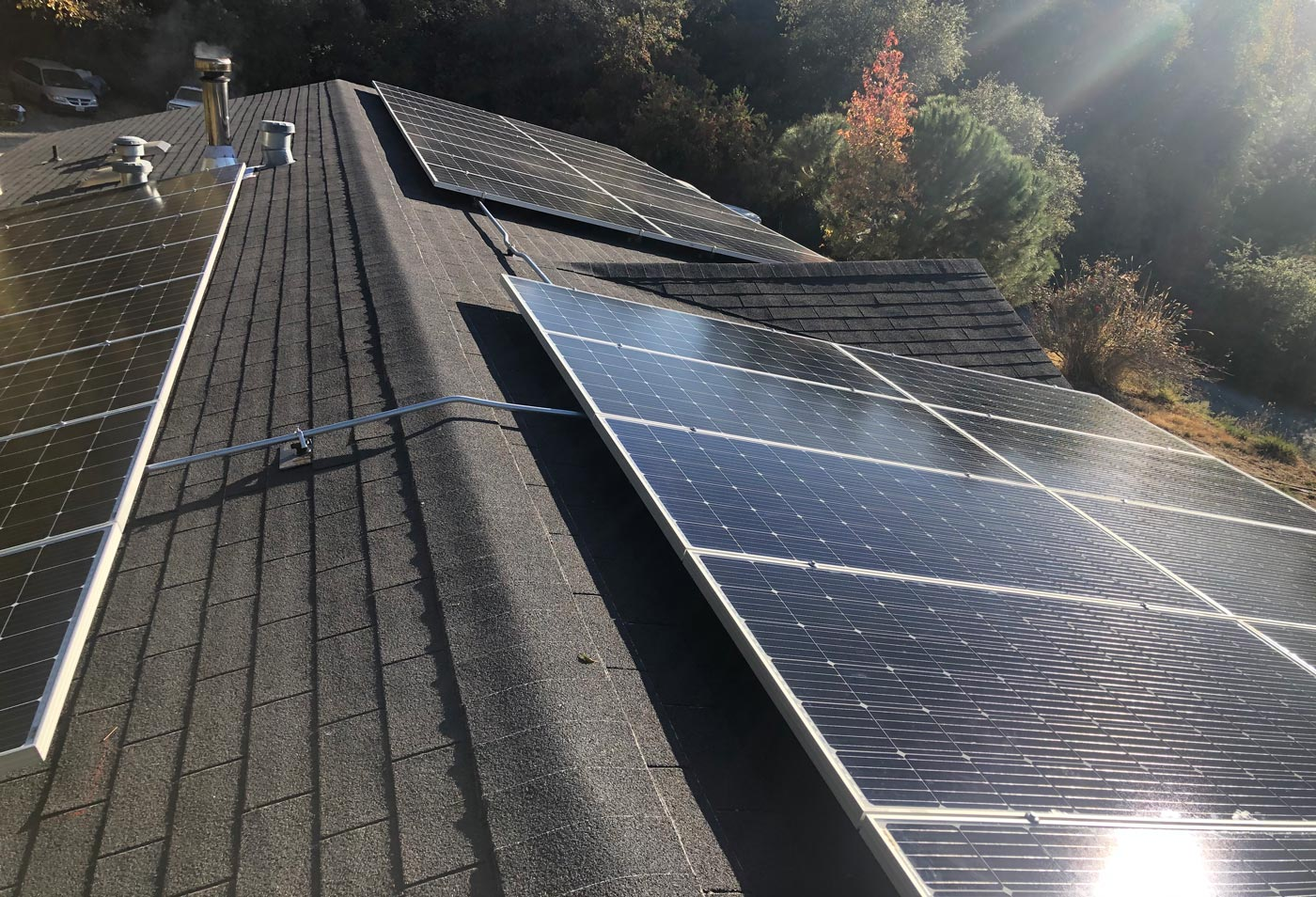 SolarWorx Energy solar installation in Tuolumne County: Local Solar Panel Installation
